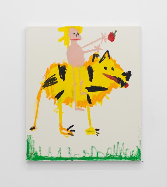 , 'TIGER-Reiter,' 2019, A3 Arndt Art Agency