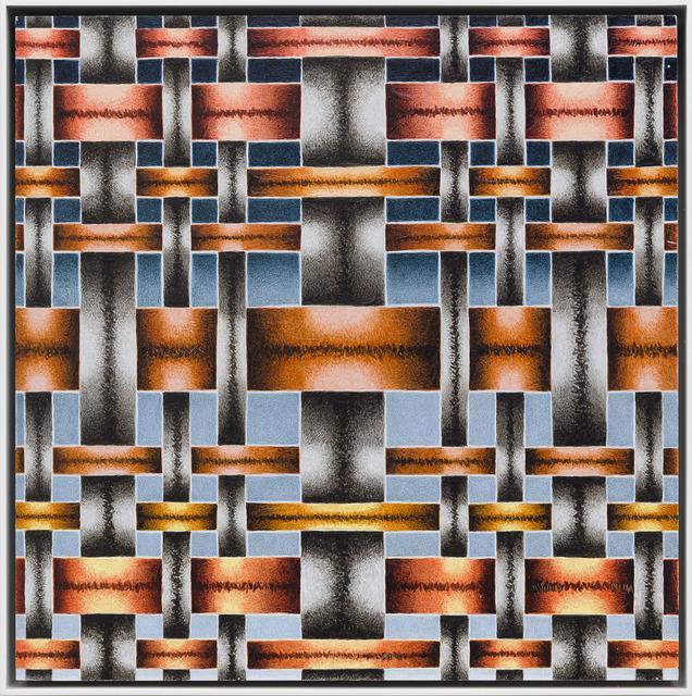 , 'Weaving #18,' 2014, Louis Stern Fine Arts