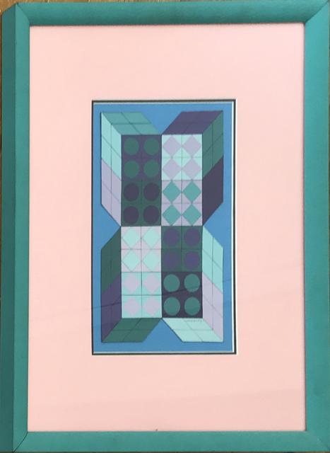 , 'Sans Titre Bleu /  Untitled  Blue,' ca. 1985, Fairhead Fine Art Limited
