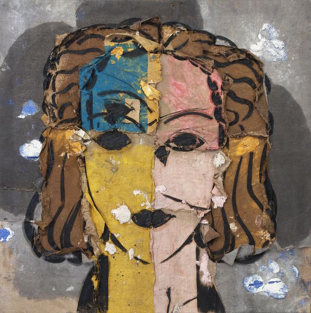 , 'Retrato sobre fondo gris,' 1999, Opera Gallery