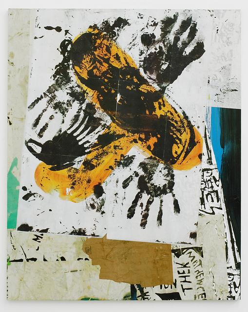 , 'untitled,' 2008, Galerie Catherine Bastide