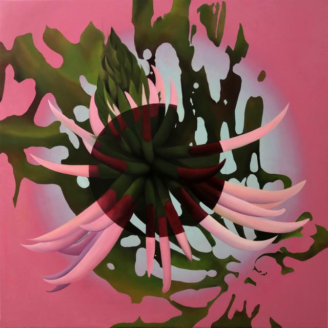 , 'Coral Fire Tree,' 2018, Victor Lope Arte Contemporaneo