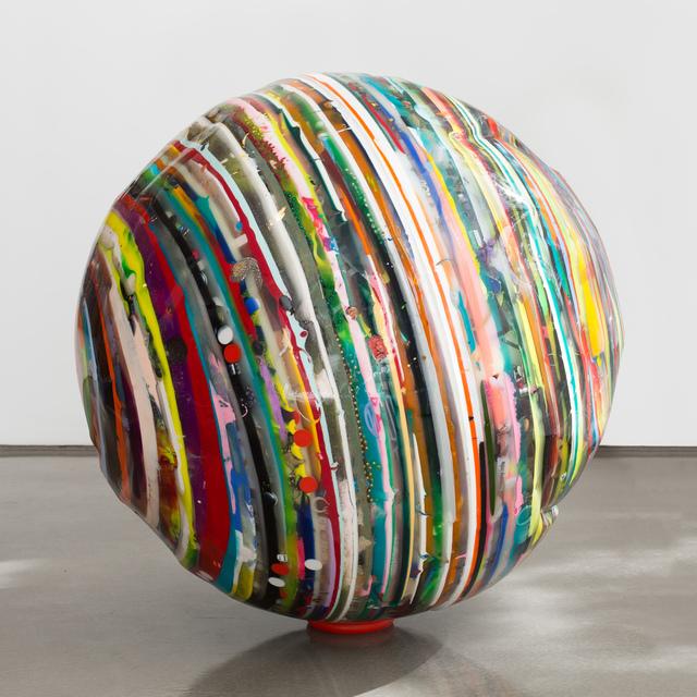, 'ROUNDTHEWORLDANDHOMEAGAINTHATSTHESAILORSWAY,' 2016, Miles McEnery Gallery