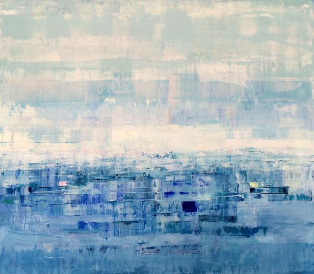, 'Gradually Blue,' 2015, Sue Greenwood Fine Art