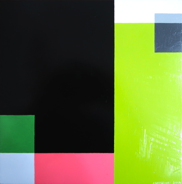 , 'Liminal,' 2018, AH Contemporary