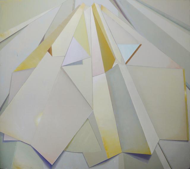, 'Paper Plane 2,' 2016, Galerie Huit