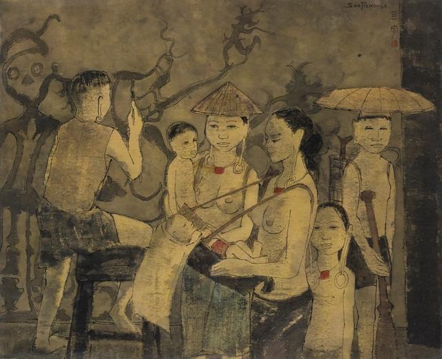 , 'Sarawak Life,' 1964, Artcommune Gallery