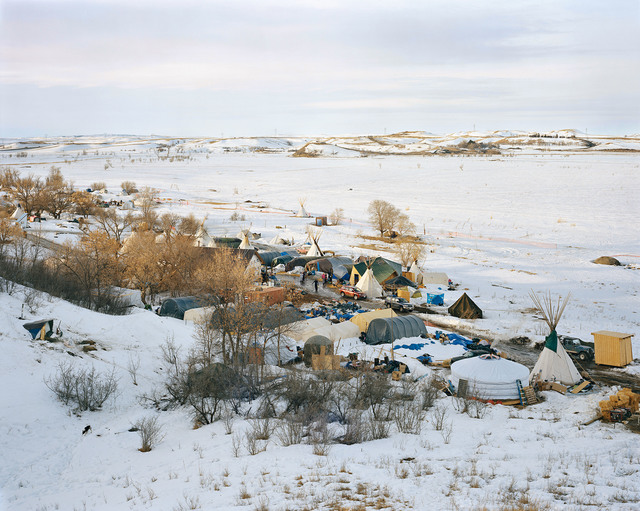 Mitch Epstein, 'Sacred Stone Camp, Standing Rock Sioux Reservation, North Dakota 2017', 2017, Sikkema Jenkins & Co.