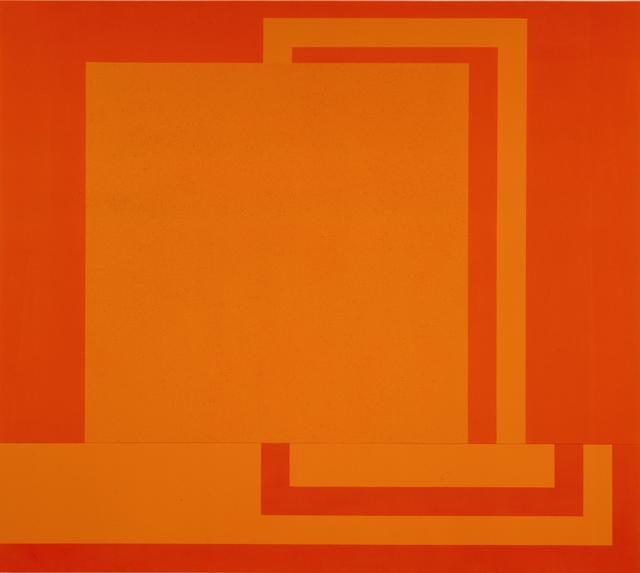 , 'Isolation Confirmed (PHP 89-07),' 1989, Museo de Arte Contemporáneo de Buenos Aires