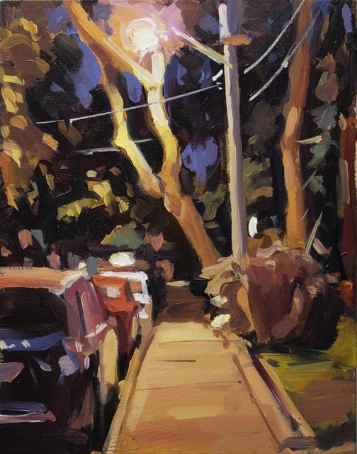 , 'Nocturne, Trinity St.,' 2018, Abbozzo Gallery