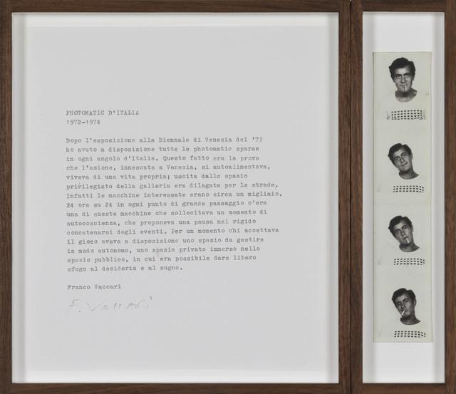 , 'Esposizione in tempo reale N.4 Biennale di Venezia,' 1972, P420