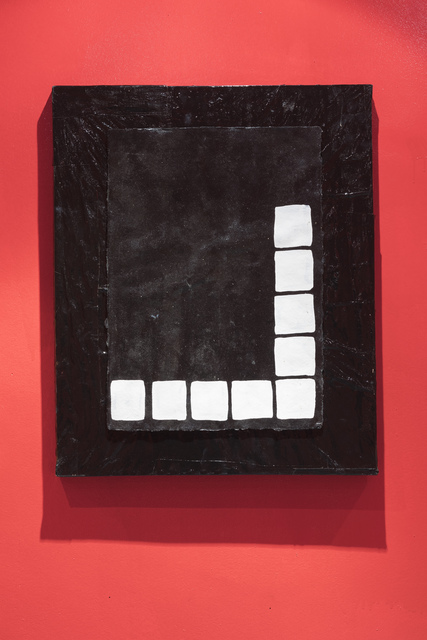 , 'Mantle and Crust VI,' 2015, LAMB Arts