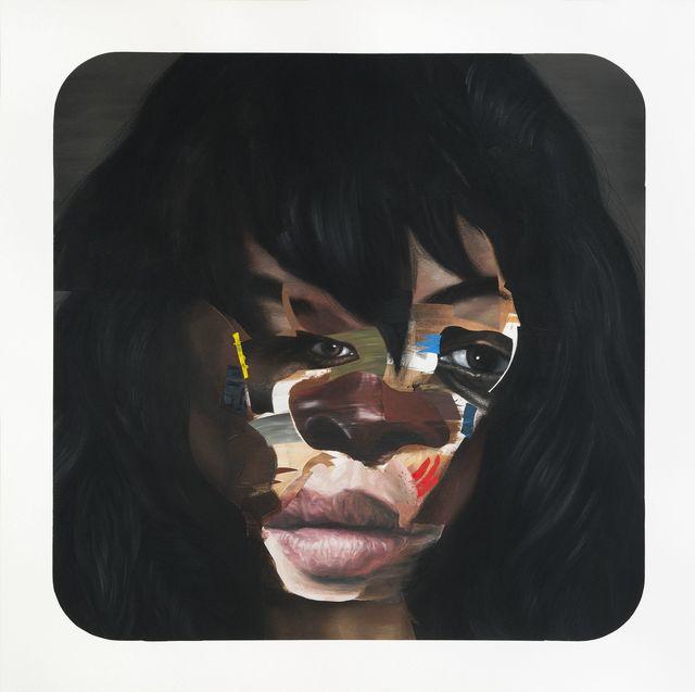, 'Grown Little Girl,' 2016, Rhona Hoffman Gallery