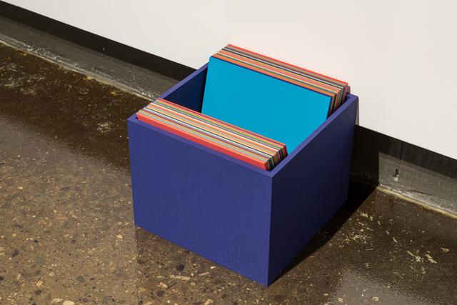 , 'Milk Crate,' 2010, MKG127