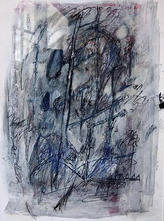 , 'Blue Winter,' 2012, Studio 905 on Juniper
