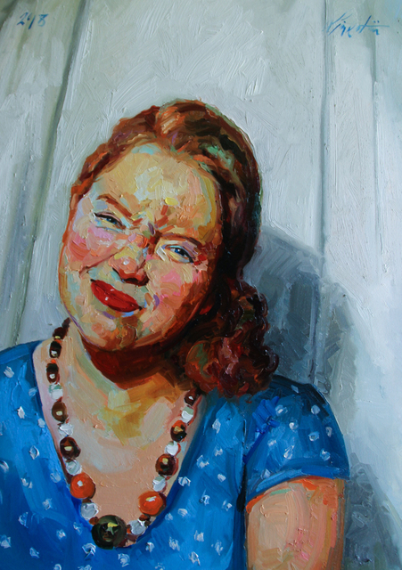 , 'Mmmm.... Not So Much,' , Beverly McNeil Gallery