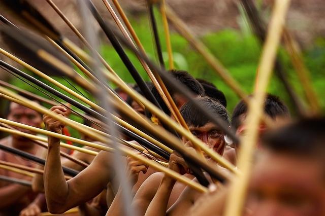 Attila Lorant, 'Yanomami', 2005, Gabarron Foundation