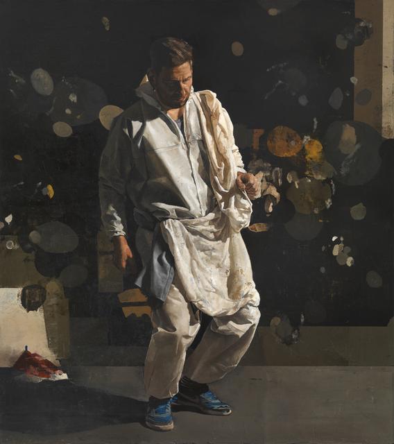 , 'untitled (6),' 2017, REITER