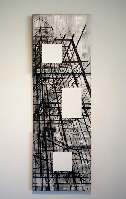 , 'Triptych: Untitled,' 2019, ArteMorfosis - Galería de Arte Cubano