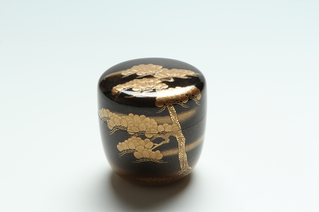 , 'Pine Trees Tea Caddy (T-3954),' Heisei era (1989-present) 1990s, Erik Thomsen