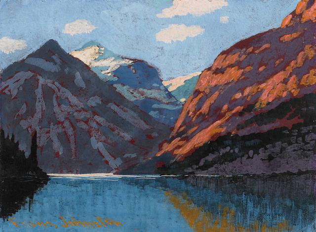 , 'Mountain Spell Jasper Park,' , Oeno Gallery
