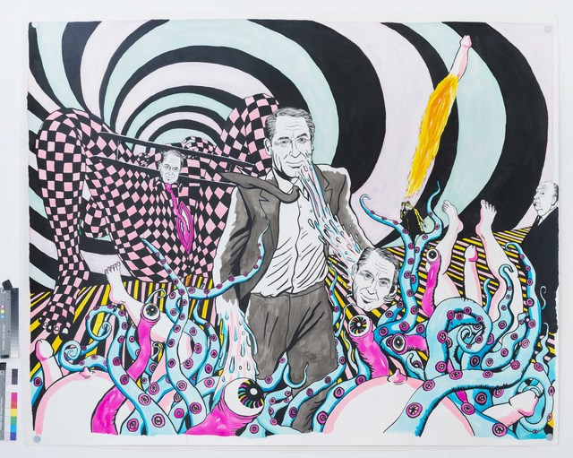 , 'The Cosmic Rebirth of Archibald,' 2011, Suzanne Tarasieve
