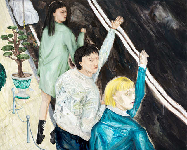 , 'Time to Say Good-Bye,' 2017, Yiri Arts