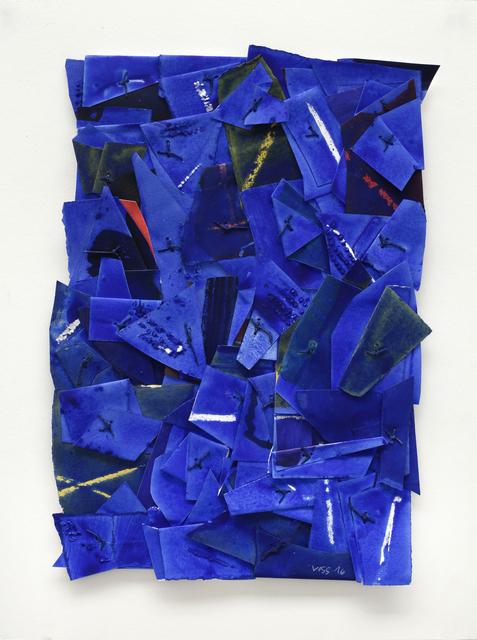 , 'Site 134,' 2016, Galerie Lelong & Co.
