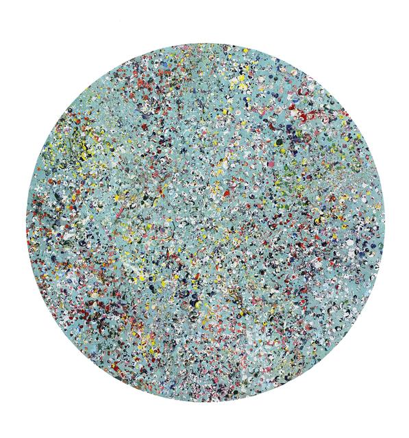 Ien Lucas, '02.05.2018', 2018, Painting, Acrylic on Canvas, Priveekollektie Contemporary Art   Design