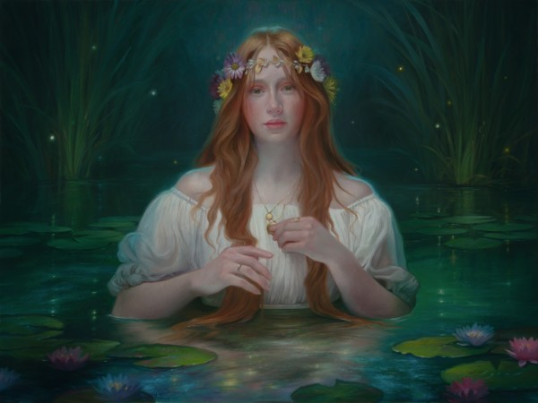 , 'Ophelia,' 2020, Haven Gallery