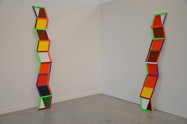 , 'Drift Grid,' 2014, M - Museum Leuven