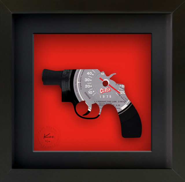 Keith Haynes, 'Clash Gun - I Fought the Law', Gallery Different