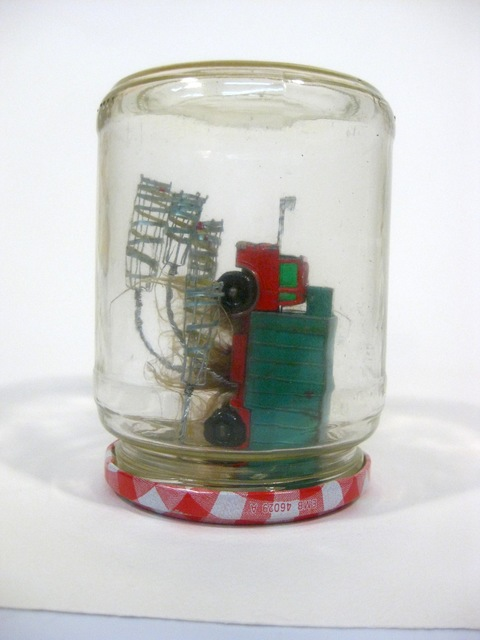 , 'Untitled (Cars in Jars),' 2015-2016, Ro2 Art