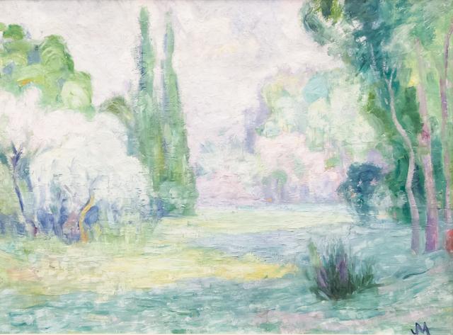 , 'Clairière,' ca. 1903, Artrust