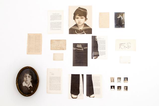 Piti Tomé, 'Costumes estranhos e sonhos absurdos', 2014, C. galeria