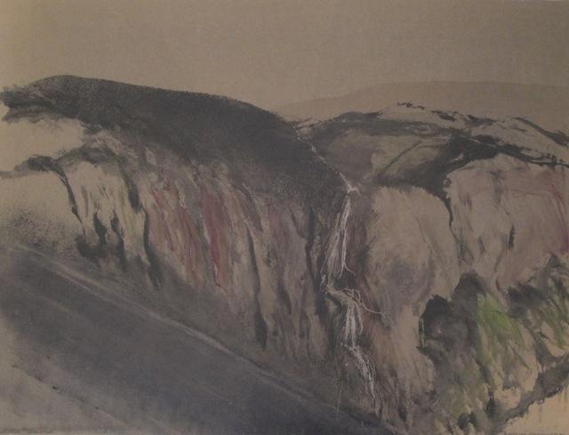 , 'Aber Falls, North Wales,' 1994, Eames Fine Art