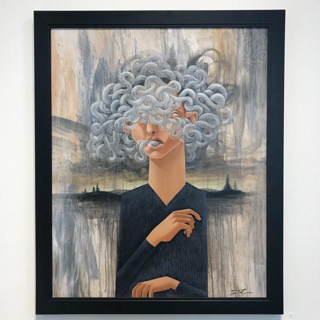 , 'Outsider,' 2017, Helikon Gallery & Studios