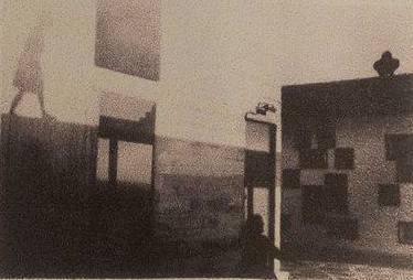 , 'Toit-Terrasse, Unité d'habitation de Nantes-Rezé,' 1956, La Forest Divonne