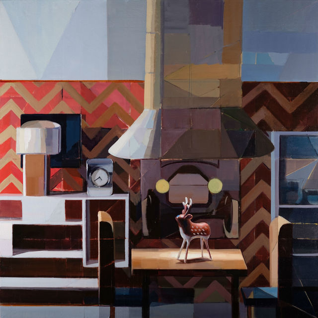 , 'Scene I,' 2017, Abend Gallery