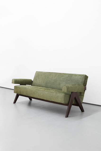, 'Easy Chair (Upholstered Sofa),' 1958, Carpenters Workshop Gallery