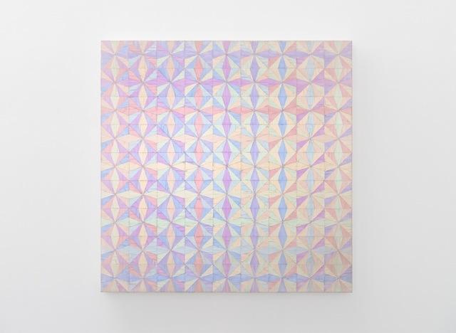 , 'SPIRAL (9 colors),' 2012, SCAI The Bathhouse