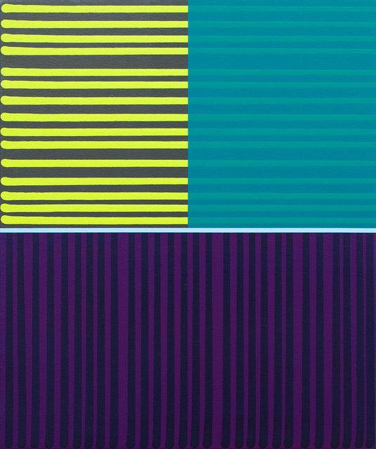 Francisco Suárez, 'Chromatic fields 85', 2018, Victor Lope Arte Contemporaneo