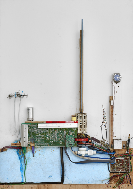 Kristof Kintera, 'This is how we live', 2018, Galerie Ron Mandos