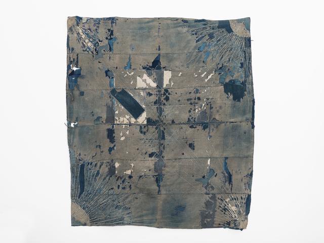 , 'Japanese Boro Textile,' ca. 1750, Patrick Parrish Gallery