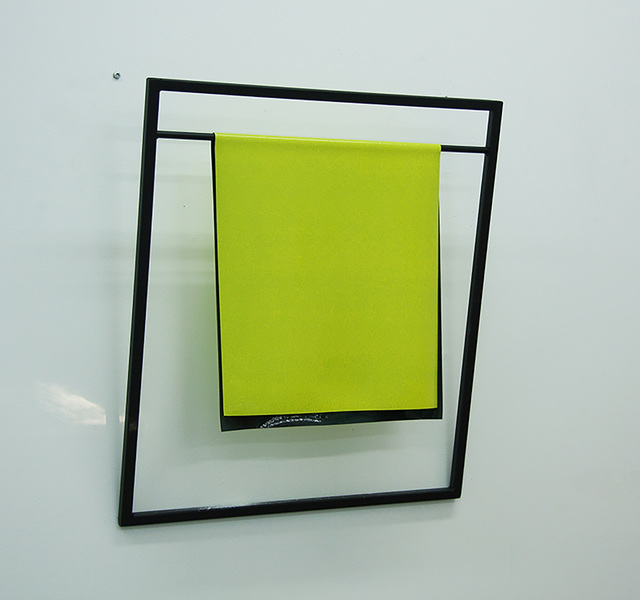 , 'Yellow Green,' 2018, Bartley + Company Art