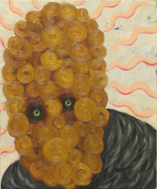 , 'Mound Man,' 2017, Gibbons & Nicholas