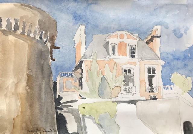 , 'Dinan, France,' 2011, Andra Norris Gallery