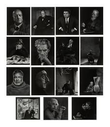 Fifteen Portraits'