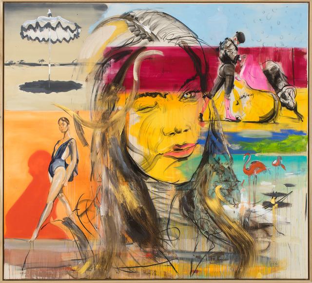 , 'Parasol,' 2018, DSC Gallery