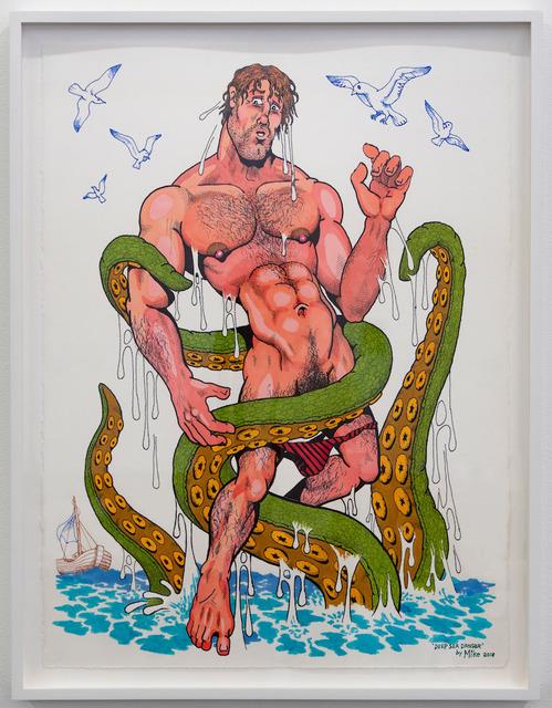 , 'Deep Sea Danger,' 2018, François Ghebaly